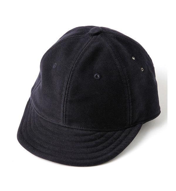 【ナノ・ユニバース/nano・universe】 RACAL:Shortbrim CAP