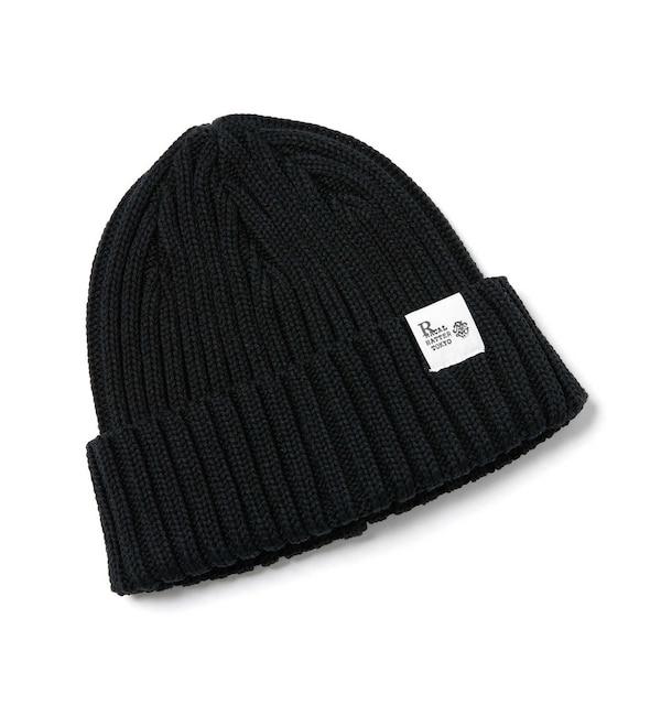 【ナノ・ユニバース/nano・universe】 Standard knit cap