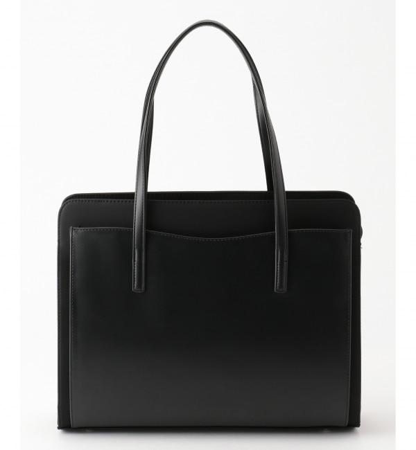 【クミキョク/組曲】 【A4サイズ収納可】リクルート・フレッシャーズトート バッグ