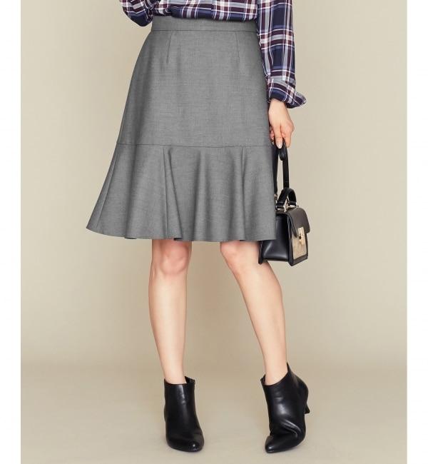 【クミキョク/組曲】 【洗える】ヌーベルチェルビック スカート