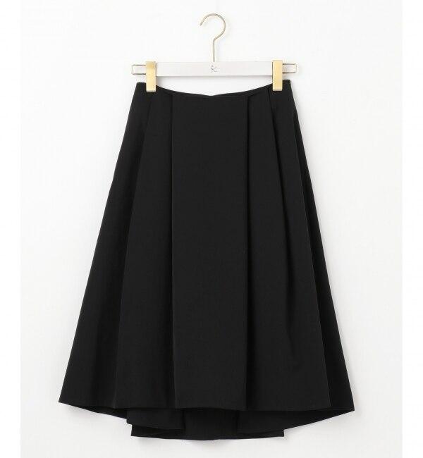【クミキョク/組曲】 【Rythme KUMIKYOKU】フォルムタスランツイルスカート
