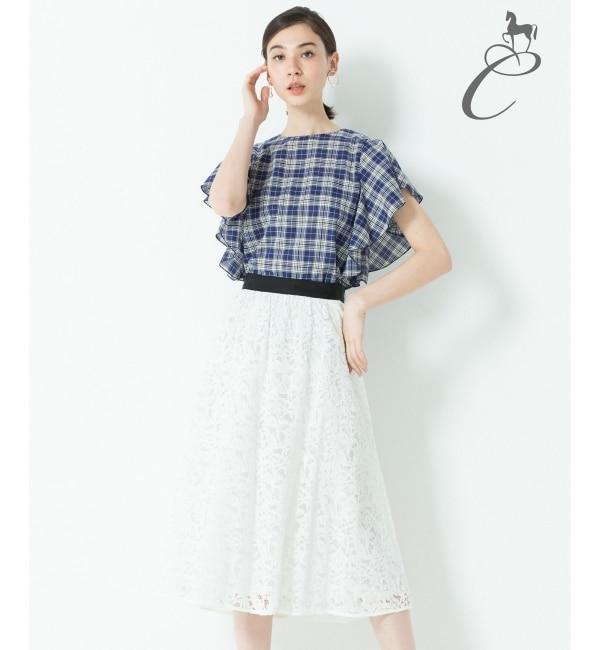 【ジユウク/自由区】 【Class Lounge】ADELE スカート