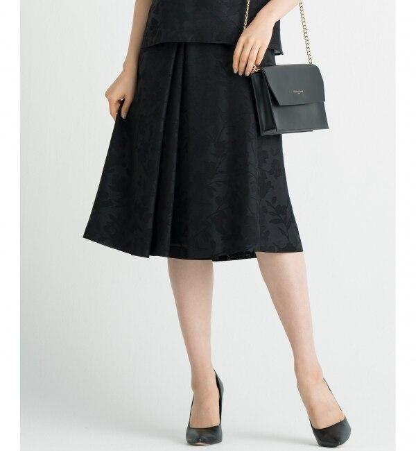 【ジユウク/自由区】 MERMAID OPAL スカート