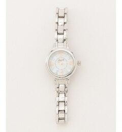 【WEB限定】エレガントメタル ウォッチ(腕時計)【エニィスィス/any SiS レディス 腕時計 シルバー系 ルミネ LUMINE】