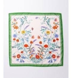 【エニィスィス/any SiS】 ボタニカルフラワー スカーフ [3000円(税込)以上で送料無料]