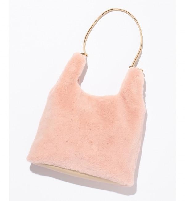 【エニィスィス/any SiS】 【2WAY】エコファーショルダー バッグ