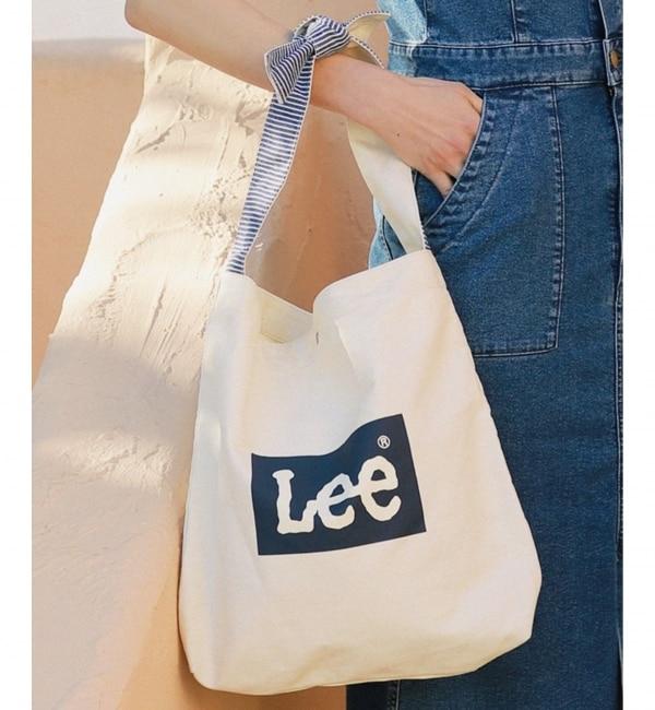 【エニィスィス/any SiS】 【Leeコラボ】ショッピング トートバッグ