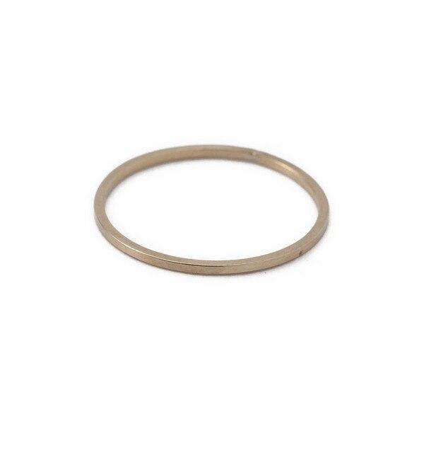 【ローズバッド/ROSEBUD】 (BY BOE)MR17 THIN BAND RING [送料無料]