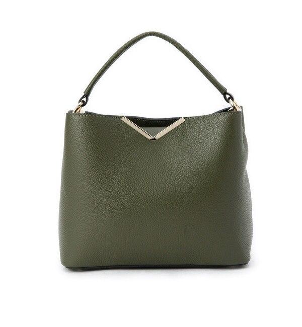 【ローズバッド/ROSEBUD】 【追加生産】【店頭人気】511022 LEATHER 2WAY SMALL BAG [送料無料]