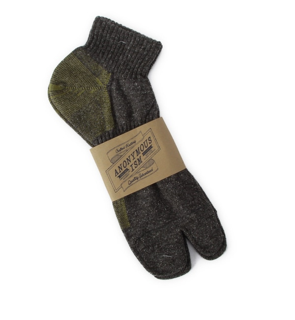 【ローズバッド/ROSEBUD】 (GALLET)足袋型アンクルソックス [3000円(税込)以上で送料無料]