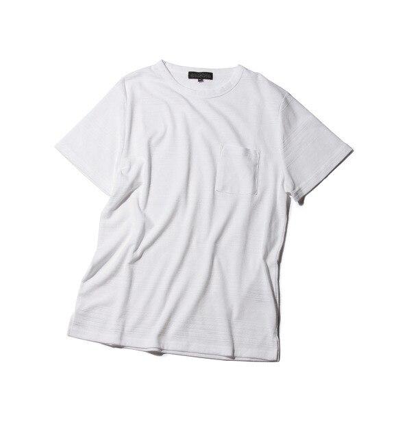 【ローズバッド/ROSEBUD】 総柄クルーネックTシャツ S-MCT-16162 [3000円(税込)以上で送料無料]
