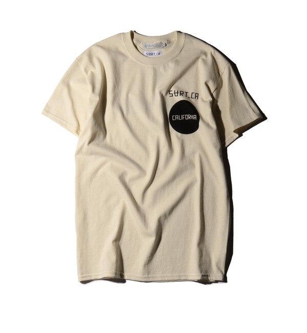 【ローズバッド/ROSEBUD】 半袖プリントTシャツ S-MCT-16224C [3000円(税込)以上で送料無料]