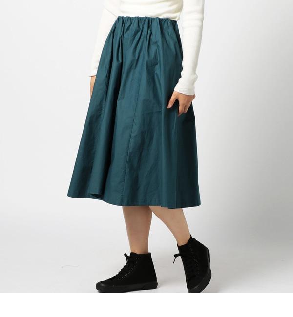 【ローズバッド/ROSEBUD】 ギャザーミモレスカート風パンツ S-LPT-16218 [送料無料]