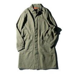 【ローズバッド/ROSEBUD】 デニム生地ロングジャケット S-MC-16401 [送料無料]