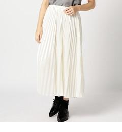 【ローズバッド/ROSEBUD】【店頭人気】ベロアプリーツスカート[送料無料]