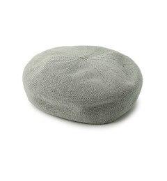 【ローズバッド/ROSEBUD】(COOCO)ニットベレー帽[送料無料]