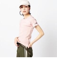 【ローズバッド/ROSEBUD】 ボーダー柄半袖Tシャツ [送料無料]