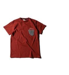 【ローズバッド/ROSEBUD】 The Endless Summer×ROSE BUD COUPLES パイルポケットTシャツ [送料無料]