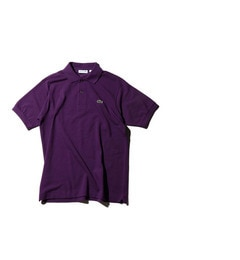 【ローズバッド/ROSEBUD】 (LACOSTE)半袖ポロシャツ [送料無料]