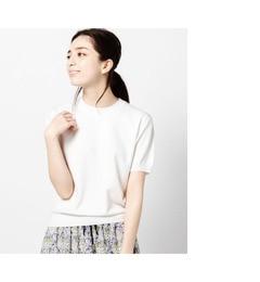 【ローズバッド/ROSEBUD】 半袖セーター [3000円(税込)以上で送料無料]