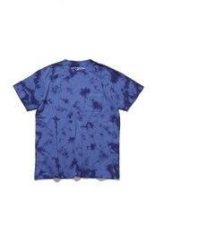 【ローズバッド/ROSEBUD】 メンズタイダイ染めハンドサイン刺繍Tシャツ [3000円(税込)以上で送料無料]