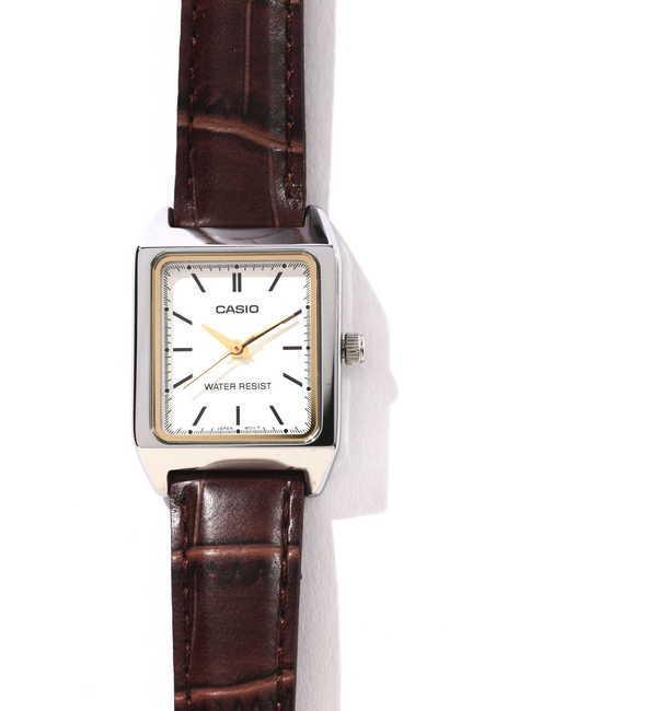 CASIO 腕時計【ローズバッド/ROSEBUD レディス 腕時計 ブラック1 ルミネ LUMINE】