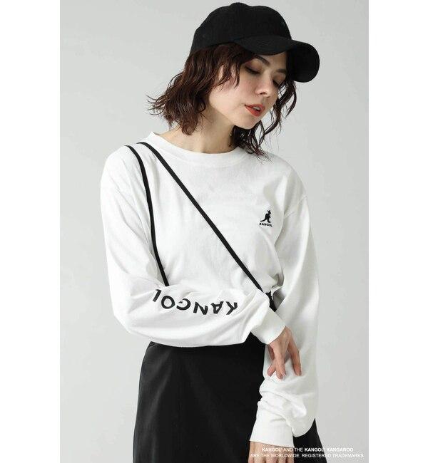 【ローズバッド/ROSEBUD】 KANGOLTシャツ