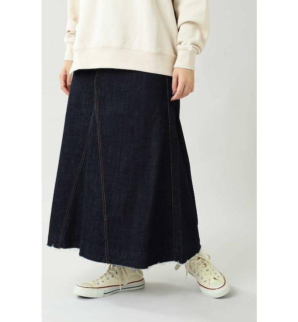 【ローズバッド/ROSEBUD】 Super Flare Skirt