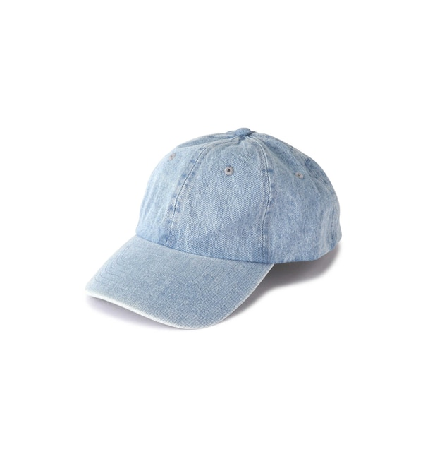 【ローズバッド/ROSEBUD】 Baseball Low Cap?denim?