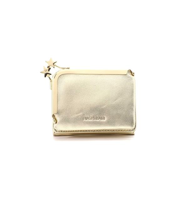 【ローズバッド/ROSEBUD】 Hashibami Star Cap Mini Wallet