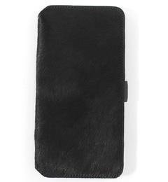 【アメリカンラグシー/AMERICANRAGCIE】 オリジナルiphone6/6S両対応手帳型ケース/456-ARC-FOR6/BLACK [送料無料]