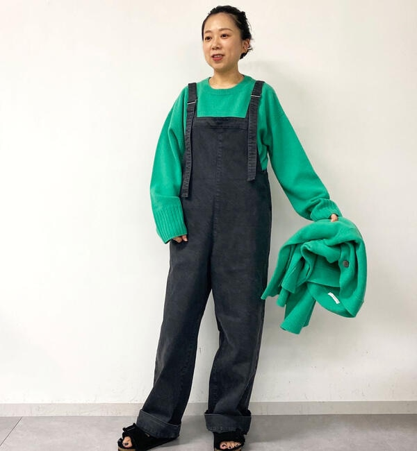 【YANUK/ヤヌーク】2ndNOLLEY'S 別注サロペット
