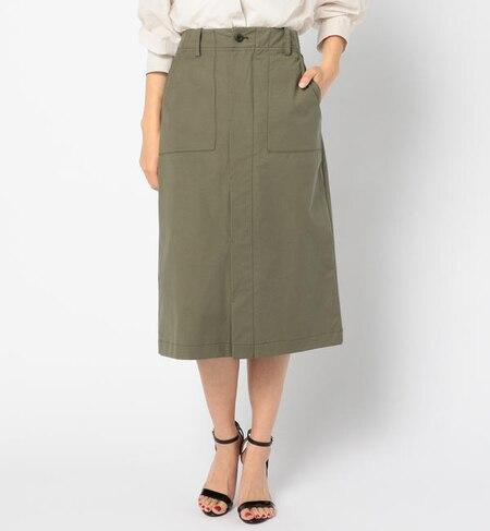 ベイカー スカート