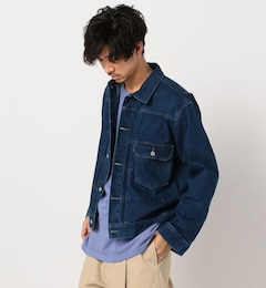 【unfil / アンフィル】cotton-denim jacket #WZSP-UM204