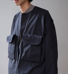 【unfil / アンフィル】egyptian cotton-twill fishing #WZFL-UM209