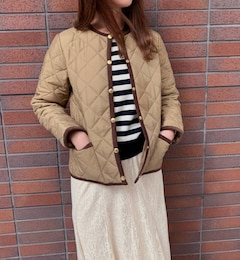 【Traditional Weatherwear】<fredy別注>ARKLY SHORTキルティング