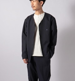 AIR TROUGH SHIRT CARDIGAN シャツカーディガン