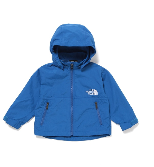 【THE NORTH FACE】コンパクトジャケット【アダム エ ロペル マガザン/Adam et Rope Le Magasin キッズ その他(ジャケット・スーツ) ブルー系(45) ルミネ LUMINE】