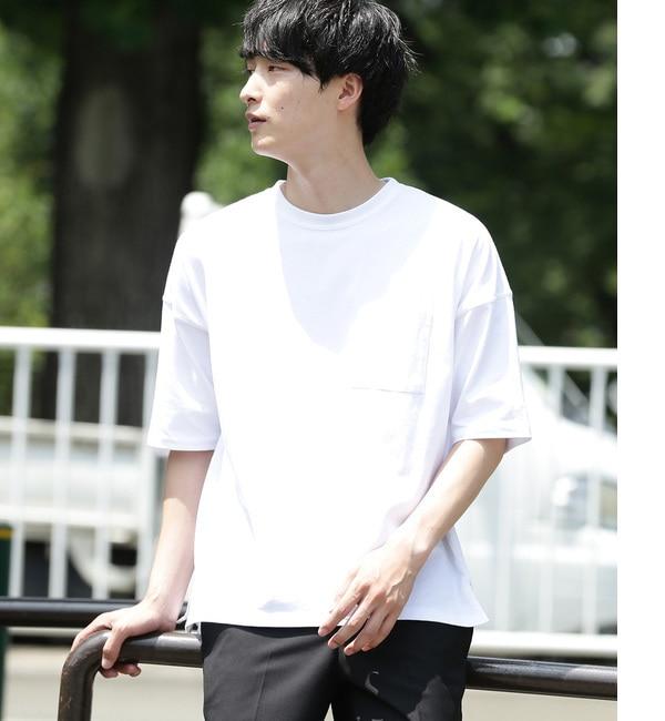 【ジュンレッド/JUNRed】 USコットンBIGTシャツ