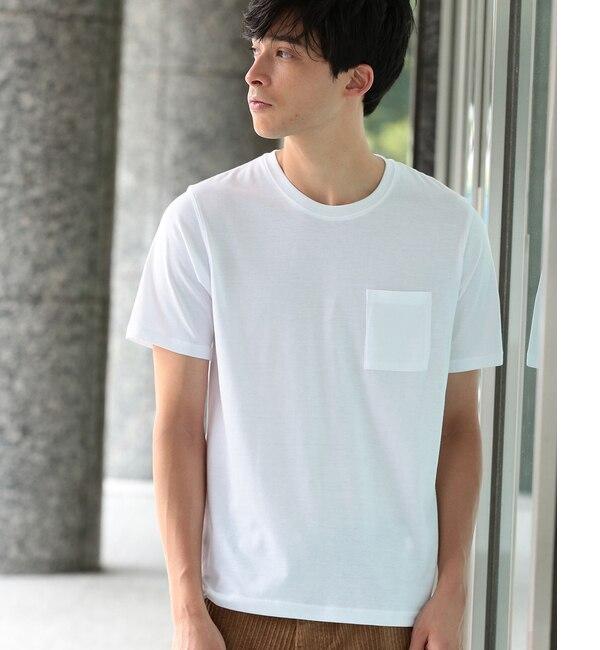 【ジュンレッド/JUNRed】 CoolクルーネックTシャツ