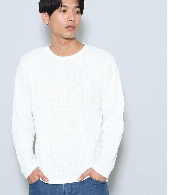 【ジュンレッド/JUNRed】 サーマル長袖Tシャツ