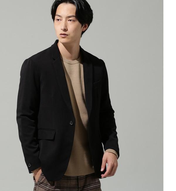 【ジュンレッド/JUNRed】 【EZジャケット】ソフトテーラードジャケット