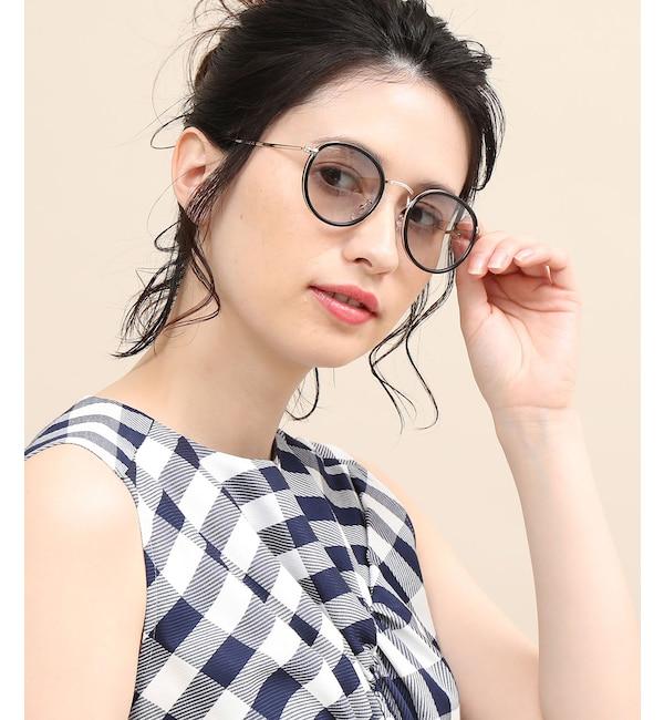 人気メンズファッション|【ロペ マドモアゼル/ROPE madmoiselle】 ボスリントンサングラス(細フレーム)