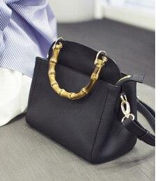 【ビス/ViS】 【2WAY】バンブーワンハンドルバッグ [3000円(税込)以上で送料無料]