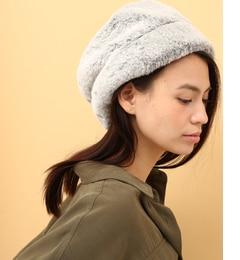 【ビス/ViS】 フェイクファーロシアン帽 [3000円(税込)以上で送料無料]