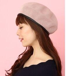 【ビス/ViS】 パイピングサーモベレー帽 [3000円(税込)以上で送料無料]