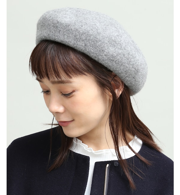 【ビス/ViS】 フェルトベレー帽