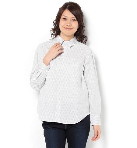 【ロペピクニック/ROPE' PICNIC】 イージーケアレギュラーシャツ [3000円(税込)以上で送料無料]