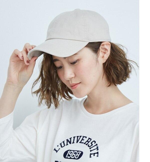 【ロペピクニック/ROPE' PICNIC】 TWILL CAP