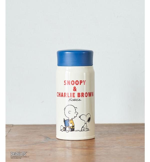 【ロペピクニック/ROPE' PICNIC】 【一部店舗限定】SNOOPY ステンレスボトルS